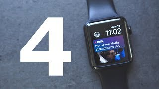 when is the apple watch 4 being released?