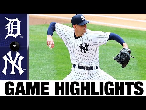 Tigers vs. Yankees Game Highlights (5/2/21) | MLB Highlights