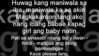 Repeat youtube video Huwag Siya - Donnalyn Bartolome ft. Shehyee  Lyrics