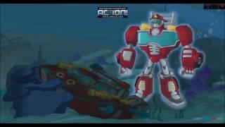 Transformers Rescue Bots: Changes: Heatwave's rescan (complete)