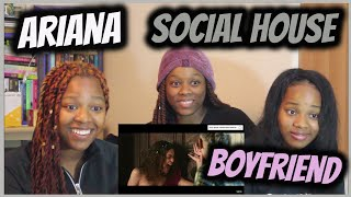 "Ariana Grande ft. Social House ""Boyfriend"" 