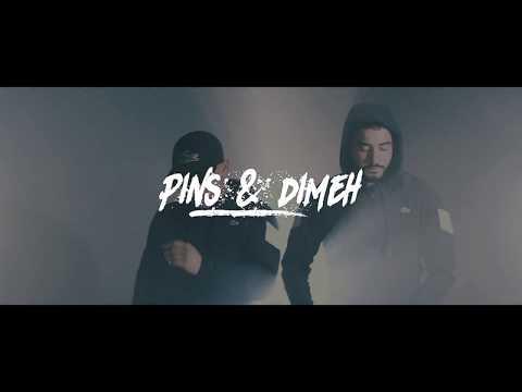 Pins & Dimeh - Insensible [Clip Officiel]