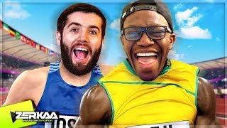 DEJI JOINS US IN THE OLYMPICS! (London 2012)