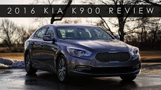 Review 2016 Kia K900 Almost There