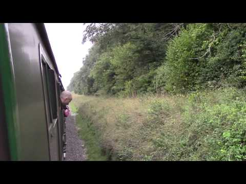 Mid Hants Diesel Gala Alton to Alresford with Class 31 466
