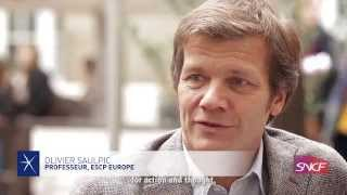 Build up a network for the financial community (English subtitled version)