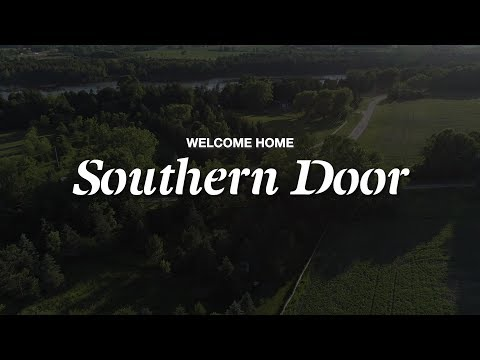 Welcome Home: Southern Door - Visit Door County, Wisconsin