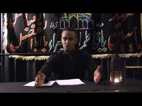 Muharram program 2016: Dag 1 - Jihad og terrorisme av Thomas
