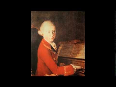 Mozart - Symphony No. 5 in B flat, K. 22 [complete]