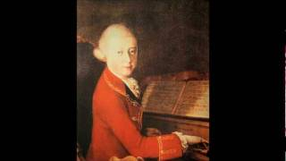 Mozart - Symphony No. 5 in B flat, K. 22 [complete]