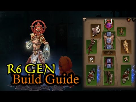 Diablo 3 Raiment Spirit Generator R6 Solo Monk Build Guide