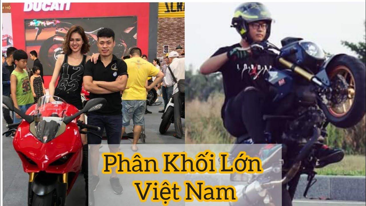 Những Youtuber Việt Nam sở hữu Xe Moto Phân Khối Lớn ( MotoVlog Việt Nam làm về Xe Moto PKL )Phần 2
