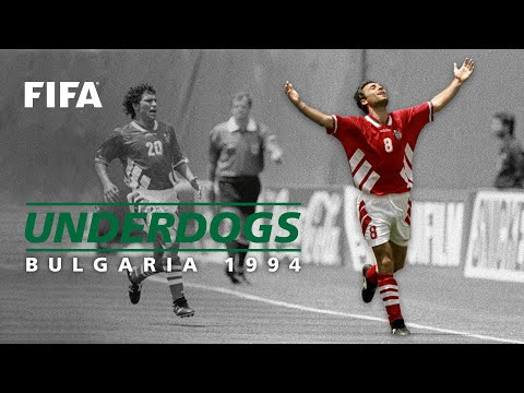 Bulgaria's Golden Generation Of 1994 | FIFA World Cup