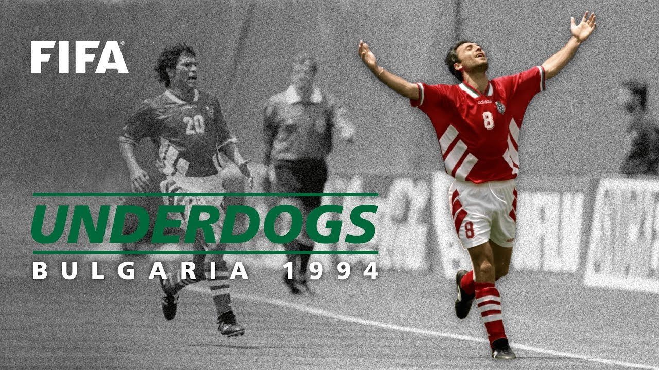 Download Bulgaria's Golden Generation | USA 1994 | FIFA World Cup