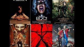 AJ's Movie Reviews: Ouija 2, Boo! Madea, Miss Peregrine, 31, Blair Witch & Yoga Hosers(11-12-16)