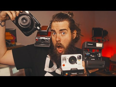 Get the Perfect POLAROID CAMERA - Instant Camera Buyer's Guide