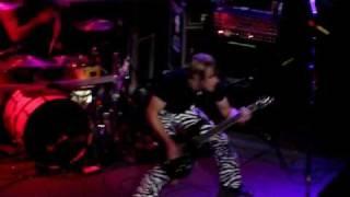 "My Darkest Days ""F*cked Up Situation"" HOB, Atlantic City 10/9/10 live concert"