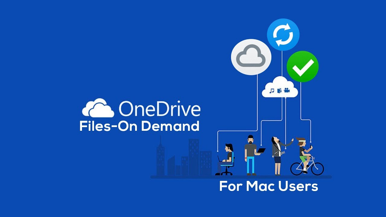 onedrive on demand mac