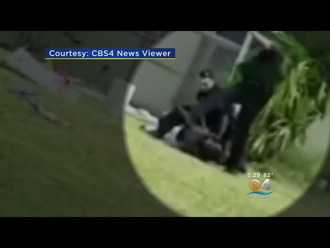 Man Kicked In The Head By Miami Cop During Arrest Appears Before A Judge