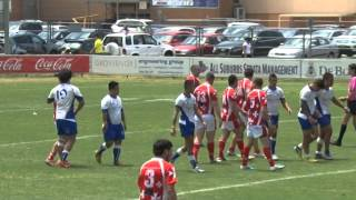 Maltese Heritage Rugby League Vs Thailand Fulltime