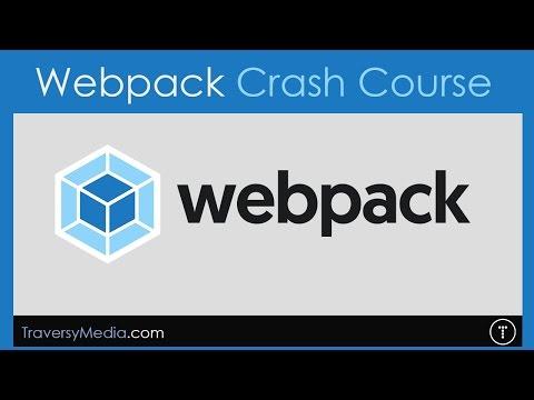 Webpack Crash Course