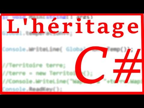 [TUTO] Héritage en C#
