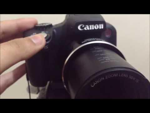 Canon PowerShot SX50 HS (Português)