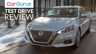 2019 Nissan Altima | CarGurus Test Drive Review