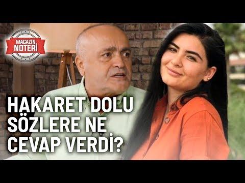 Hani̇fe'den Magazin Noteri Ve Ni̇hat Doğan'a Zehi̇r Zemberek Sözler! | Magazin Noteri 53. Bölüm