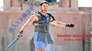 DJ Max - Gladiator Soundtrack Remix