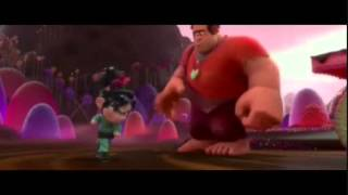 Wreck it Ralph Ralph Mad Angry Low Voice