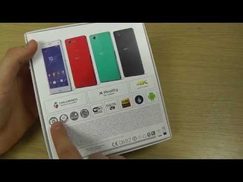 Sony Xperia Z3 Compact Unboxing & Hands On