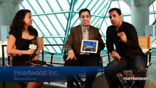 Raj Raheja & Neil Wadhawan Interview at Startup America HD Social Lounge, TiEcon 2011