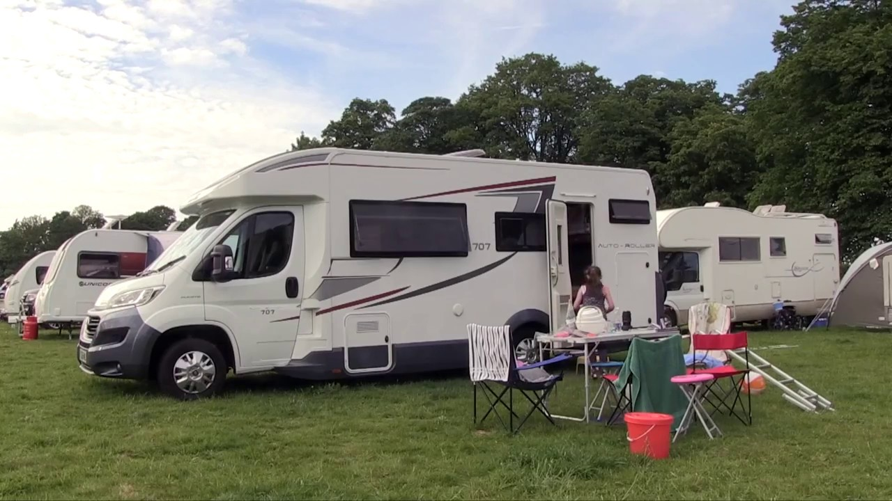 Brilliant Motorhome Review Roller Team Auto-Roller 707 - YouTube