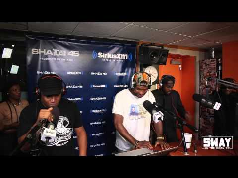Friday Fire Cypher: Horseshoe Gang Freestyle  on Sway In The Morning