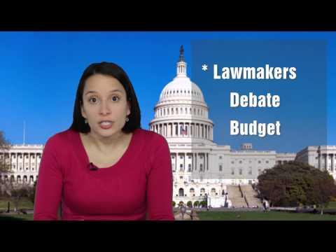 2014 U.S. Federal Budget: Budget Process