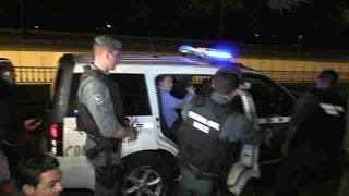 Ignacio González pasa su primera noche detenido