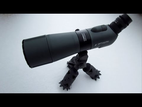 SNIPER 101 Part 96 - Spotting Scopes for Directing Precision Rifle Fire