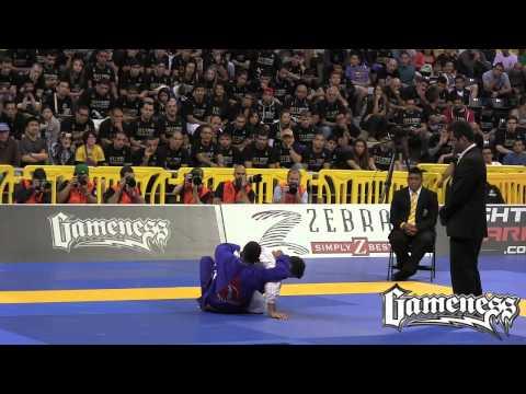 2013 IBJJF World Gi Championships Caio Terra Vs Bruno Malfacine