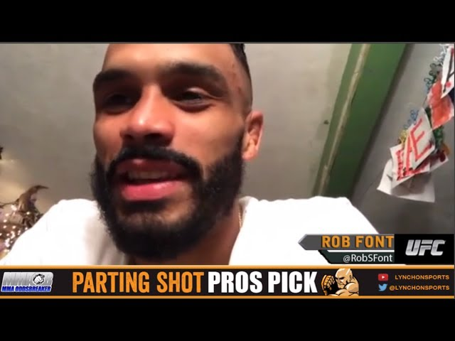 MMA Pros Pick - Yoel Romero vs. Robert Whittaker (UFC 213)
