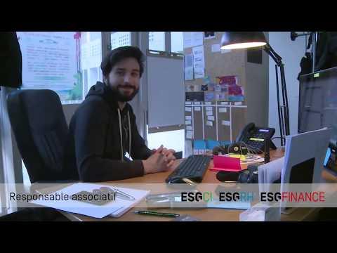 ESGCI # Study In France # Euro Aura