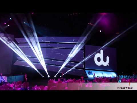 DU Annual Staff Gathering at Dubai World Trade Centre