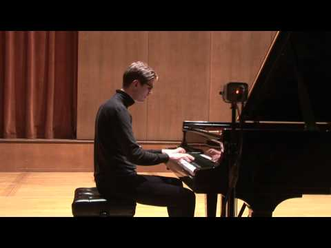 Vikingur Olafsson records J.S.Bach : Partita No 2 - Rondeaux