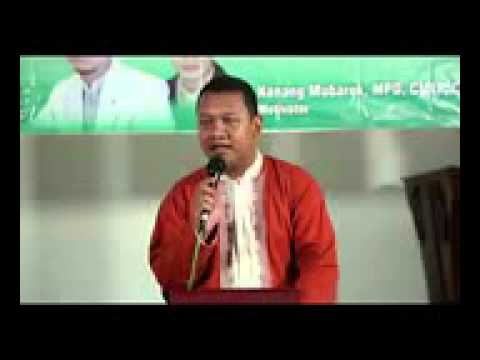 Taklim Sehat Penanganan Penyakit Diabetes oleh Ustad dr  Agus Rahmadi