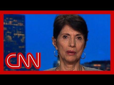 James Foley's Mother: I'm Grateful To Troops For Al-Baghdadi's Death
