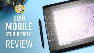 Wacom Mobile Studio Pro 16 (2019) Review