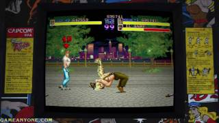 Final Fight: Double Impact Playthrough (Stage 5: Bay Area)