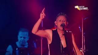 Depeche Mode - Home Live Full HD - Global Spirit Tour