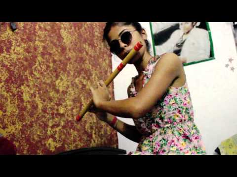 Tu jo mila || Bajrangi Bhaijan || flute cover