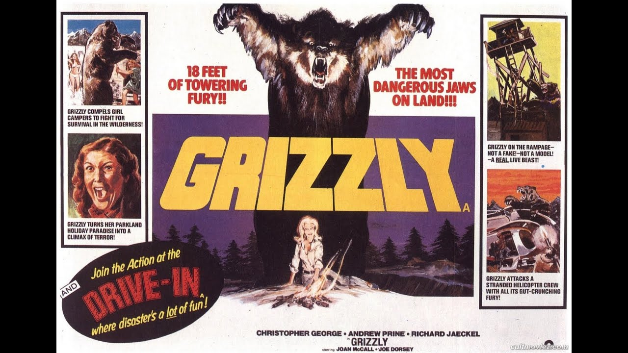 Image result for grizzly movie